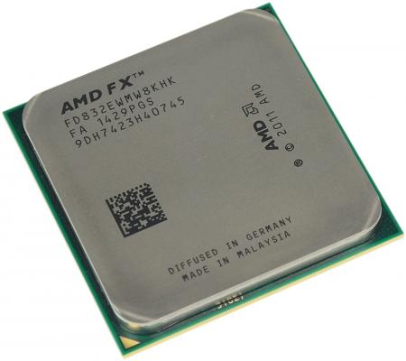 Лучшие процессоры до 2017 года