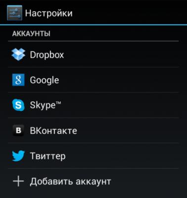Как перенести контакты телефона на android