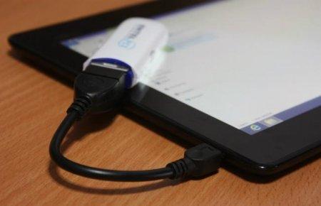Как планшет подключить к 3G модему