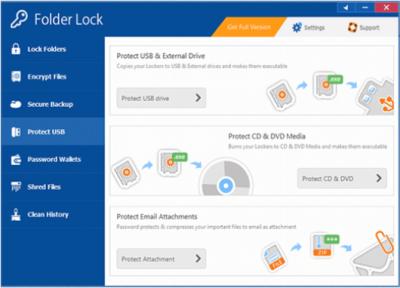 Как защитить папки, файлы в Windows