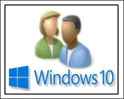 Как создать для детей учетную запись в Windows 10