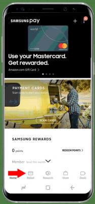 Как привязать свою запись PayPal к Samsung Pay