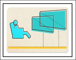 Какой размер телевизора выбрать для дома?