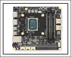 Udoo Bolt упакован процессором AMD Ryzen Embedded V1000
