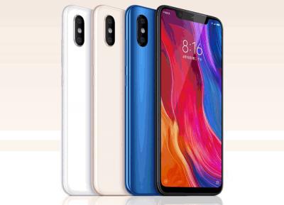 Xiaomi Mi 8 - хороший iPhone X клон за половину цены