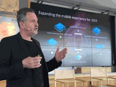 ARM представила 5G-Ready процессоры для телефонов и ноутбуков