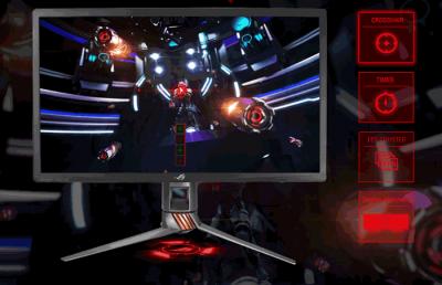 Монитор для игр Asus ROG Swift PG27UQ G-Sync HDR анонсирован