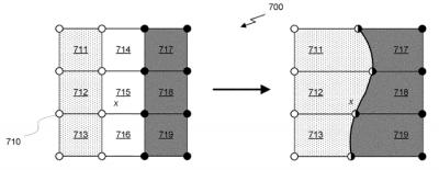 В патенте Nvidia «бесконечное разрешение» представлены структуры векторных данных