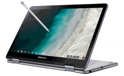 Samsung выпускает премиум-версию Chromebook Plus V2