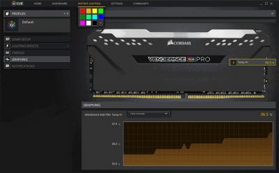 Обзор памяти с RGB подсветкой Corsair Vengeance Pro