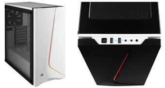Carbide серии SPEC-06 RGB - корпус от Corsair