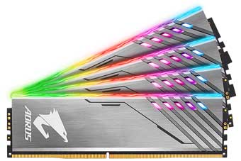 Обзор: памяти AORUS RGB DDR4-3200