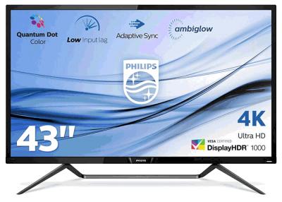 Philips выпускает игровой монитор Momentum