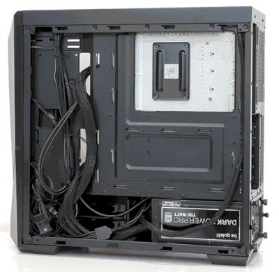 Обзор корпуса Cooler Master MasterBox K500