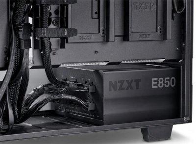 Цифровые блоки питания серии NZXT E