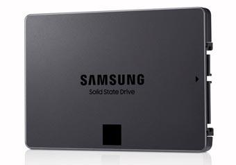 Твердотельные накопители Samsung 4TB QLC