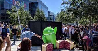 Google выпустил обновления Android 9 Pie