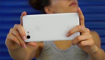 Google Pixel 3 XL распакован официально