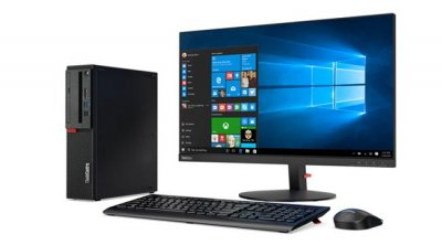 Lenovo комплектует системы AMD Ryzen 3 2300X и Ryzen 5 2500X