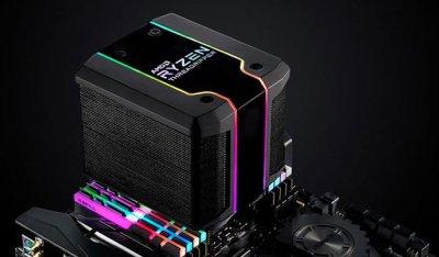 Cooler Master и AMD представляют кулер Wraith Ripper