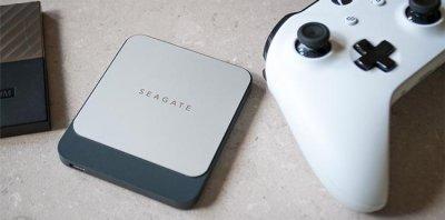 Обзор USB накопителя Seagate Fast SSD