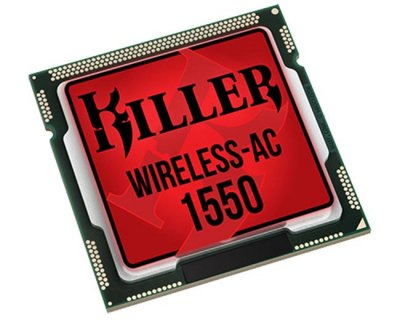 Обзор: Killer Wireless-AC 1550 wi-fi адаптера