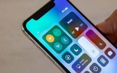 Как включить или отключить режим полета в iPhone
