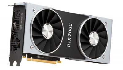 Nvidia про GeForce RTX Founders Editions