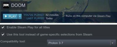 Steam Play добавляет совместимость Linux с 27 играми