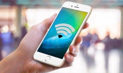 Плохо ловит Wi-Fi iPhone, iPad