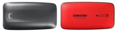 Samsung выпускает USB накопитель Thunderbolt 3