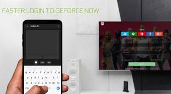 Новое мобильное приложение Nvidia Shield TV