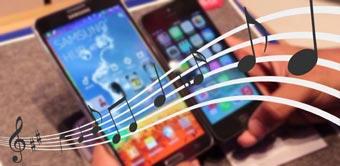 Как перенести музыку с телефона iPhone на Android