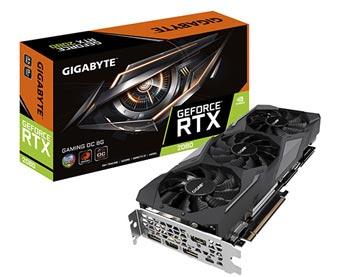 Обзор: Gaming OC Gigabyte GeForce RTX 2080