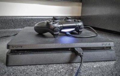Как самостоятельно поменять жесткий диск PS4