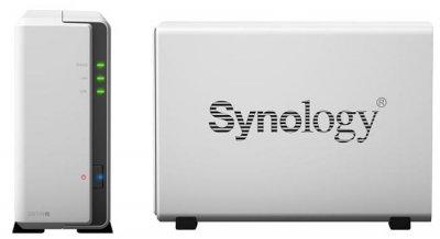 Synology выпускает DiskStation DS119j с одним отсеком NAS