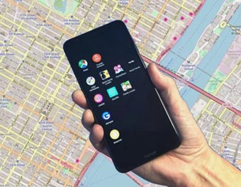 Приложение по поиску друзей для Android