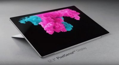 Microsoft выпускает Surface Pro 6