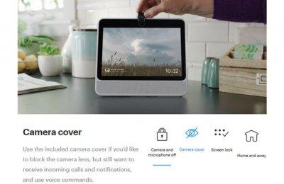 Facebook выпускает смарт-устройства для видеозвонков