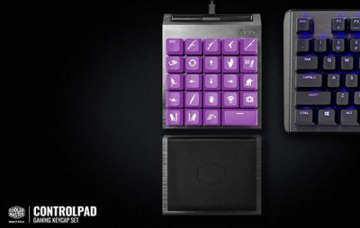 Cooler Master выпускает клавиатуру ControlPad
