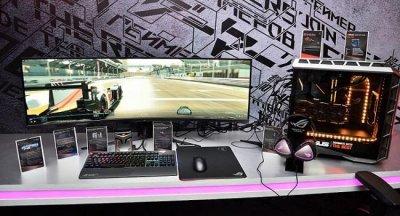 Монитор для игр Asus ROG Strix XG49VQ 1800R