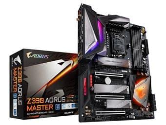 Обзор материнской платы Aorus Z390 Master