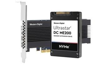 Western Digital анонсирует накопитель памяти Ultrastar DC ME200