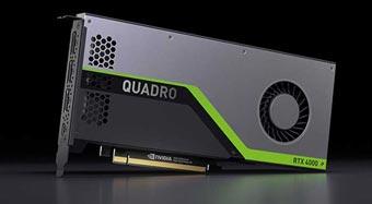 Nvidia выпускает Quadro RTX 4000
