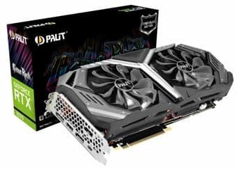 Обзор видеокарты Palit GeForce RTX 2070 GameRock Premium