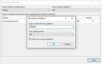 Microsoft облегчает разработку приложений ARM 64 для Windows 10