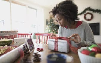 Сборник бесплатных рождественских обоев для ПК
