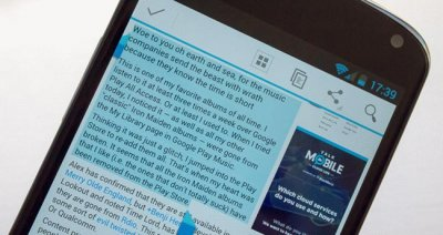 Как копировать текст, ссылку на Android и вставить