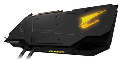 Видеокарта AORUS 2080 Ti Xtreme WaterForce