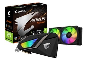 Видеокарта AORUS 2080 Ti Xtreme WaterForce